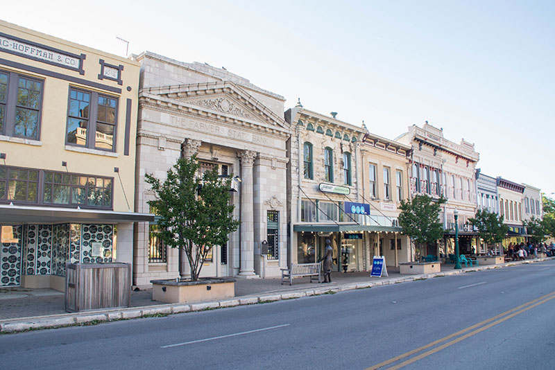 Downtown Georgetown, Texas